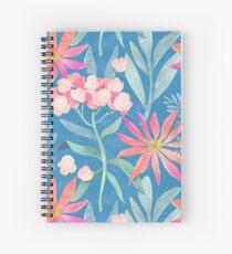 Hortensia Spiral Notebook