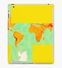 Cubic Earth (Unraveled) iPad Case/Skin