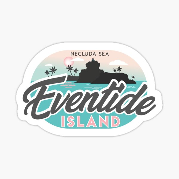 Eventide Island Sticker