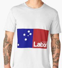 Australian Labor Party Logo Men's Premium T-Shirt