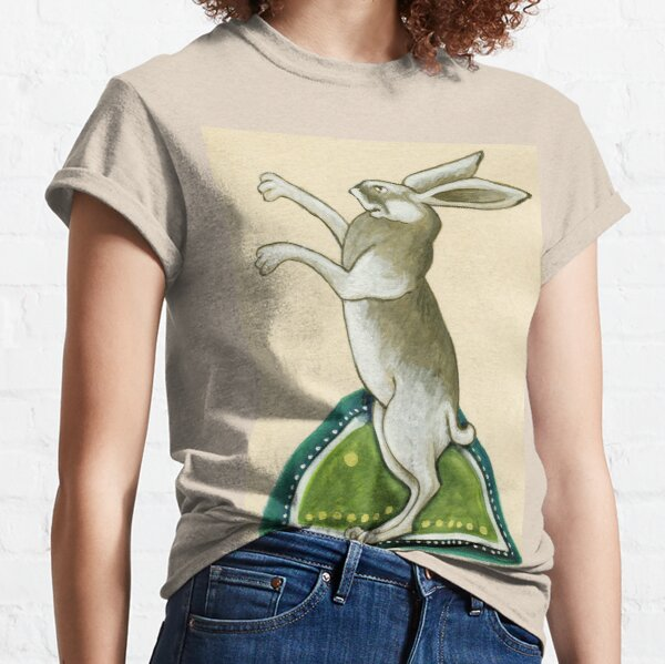 BEWARE THE HARE! Classic T-Shirt