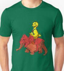 He-Bird and Battle Snuffy Unisex T-Shirt
