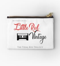 My other car is a little red vintage Studio Pouch