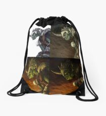 The Goblin King Progression Drawstring Bag
