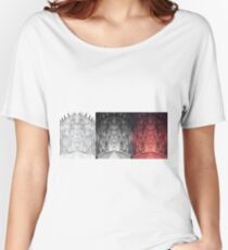 The Dark Tower Progression Women's Relaxed Fit T-Shirt