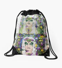 Galadriel Progression Drawstring Bag