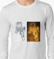 Balrog of Morgoth Progression Long Sleeve T-Shirt
