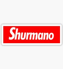 Shurmano Sticker