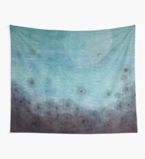 In the moonlight Wall Tapestry