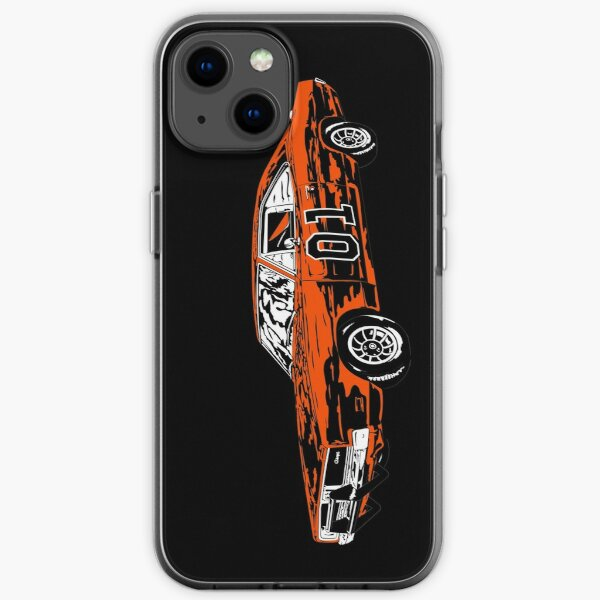 The Dukes Of Hazzard  General Lee iPhone Soft Case