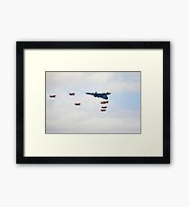 Vulcan Arrows Framed Print