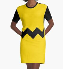 Charlie Brown t-shirt Graphic T-Shirt Dress