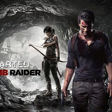 Uncharted - Tomb Raider - Version 3 by SerePellizzari