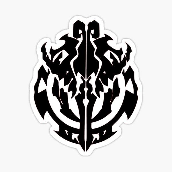 Overlord Sticker
