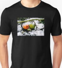 Tomatoes in the Snow Unisex T-Shirt