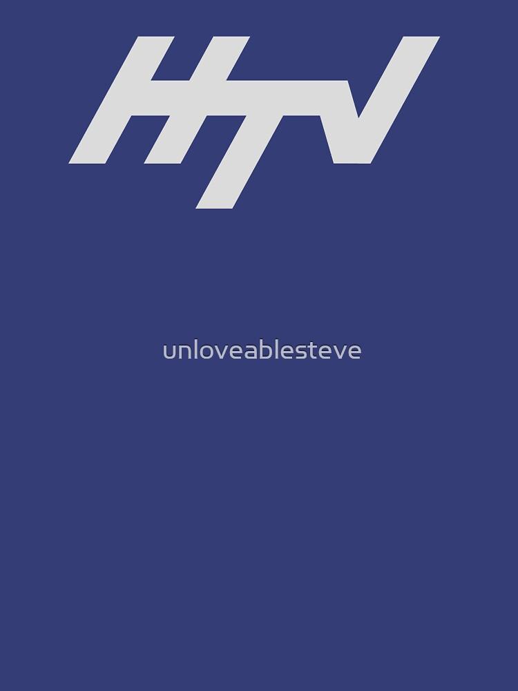 HTV Harlech Television regional ident logo by unloveablesteve