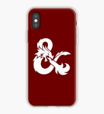 Dungeons and Dragons iPhone Case