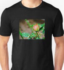 Wet Rose Unisex T-Shirt