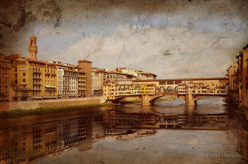 Ponte Vecchio #2 by Peter Hammer