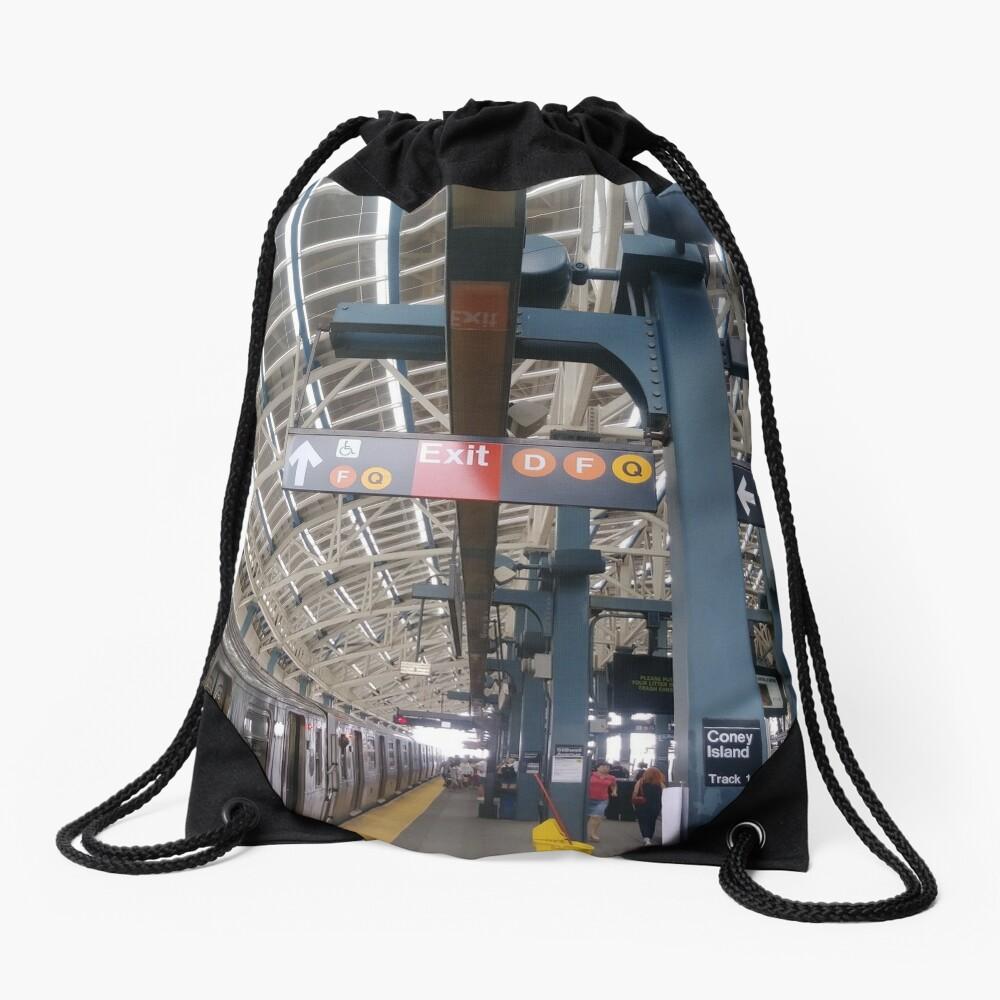 New York City, #New, #York, #City, #NewYork, #NewYorkCity Drawstring Bag