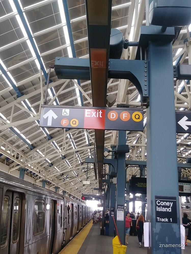 New York City, #New, #York, #City, #NewYork, #NewYorkCity by znamenski