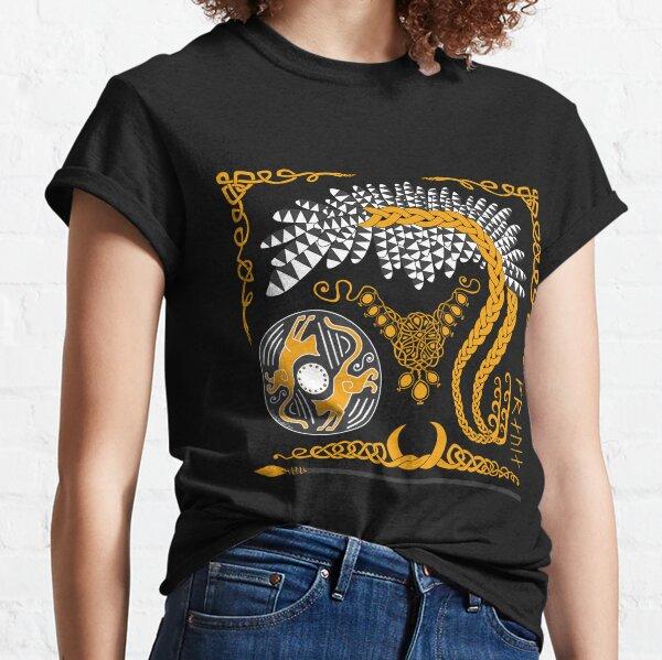 Freyja - Gold Classic T-Shirt