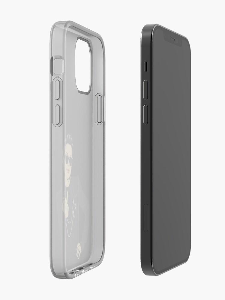 Alternate view of kris jenner black iPhone Case & Cover