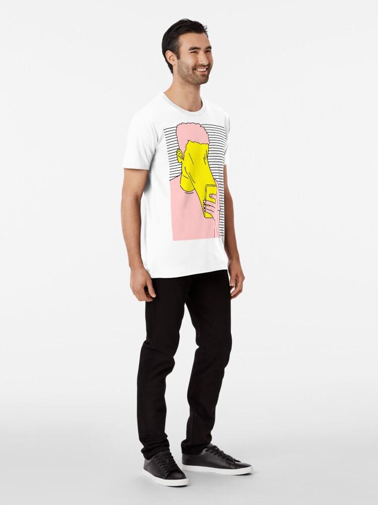 Alternate view of The Kiss Premium T-Shirt