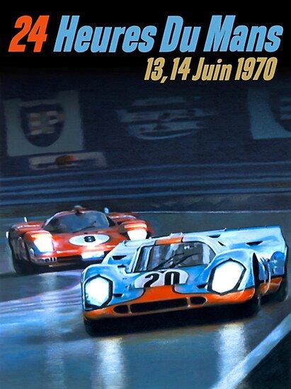 1970 Le Mans von gaborart