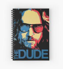 The Dude Spiral Notebook
