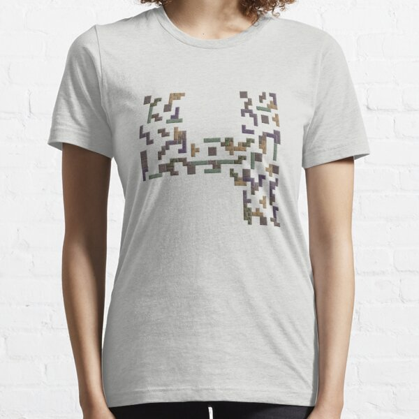 Fortris - ohms' Custom Worms Armageddon Level Essential T-Shirt