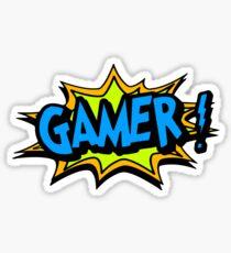 Baam Gamer Sticker