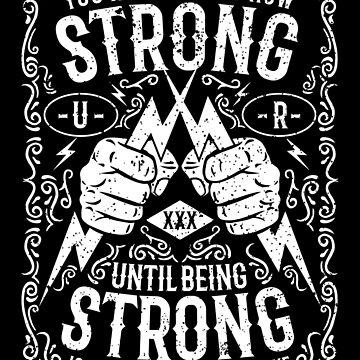 Strong U R by Skullz23