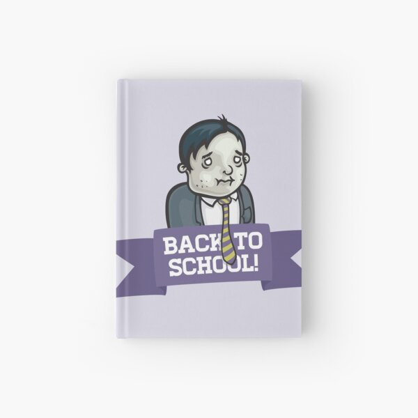Back To School! Hardcover Journal