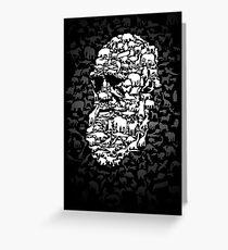 Darwin; Endless Forms Greeting Card