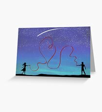Long distance relationship greeting cards redbubble ill find my way back to you greeting card 295 long distance relationship ldr m4hsunfo