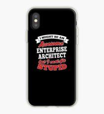 Vinilo o funda para iPhone ENTERPRISE ARCHITECT T-shirts, i-Phone Cases, Hoodies, & Merchandises