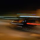 car at night by steveault