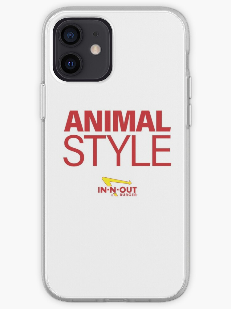 In-n-out: Animal Style Me   Coque iPhone