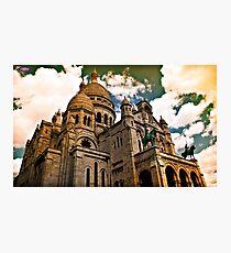 Montmartre_Paris Photographic Print