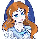 Princess Lita Portrait by AnazenArt