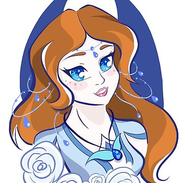 Princess Lita Portrait by AnazenArt