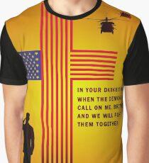 Honor the Fallen Thank Living Veteran Memorials Day Men s T-Shirts ... f68d7e14a