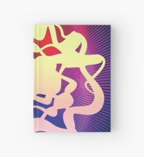 Frequency (Theta) - ohms' Custom Worms Armageddon Level Hardcover Journal