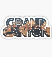 Grand Canyon National Park Sticker