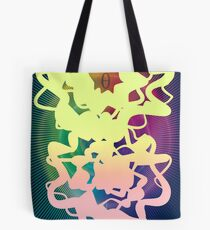 Frequency (Theta/Delta) - ohms' Custom Worms Armageddon Level Tote Bag