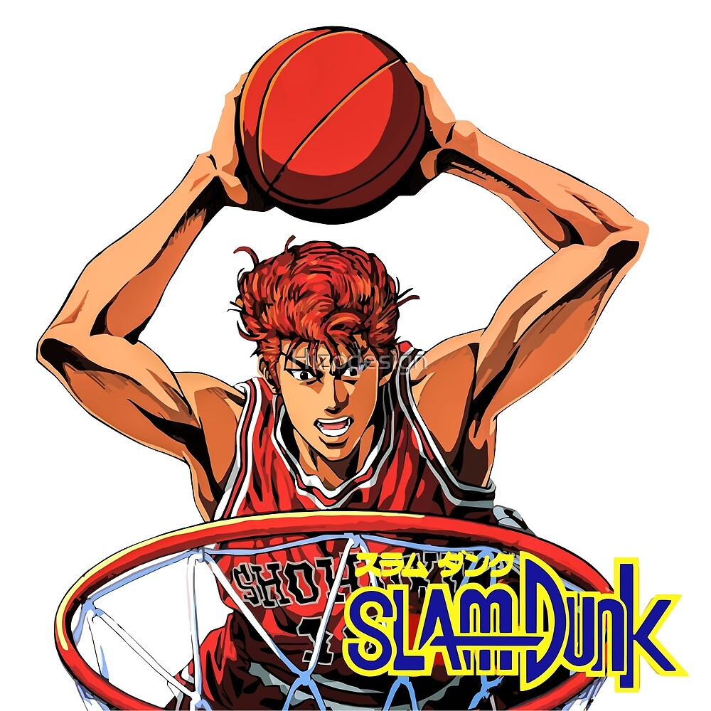 Slam Dunk by Hizodesign