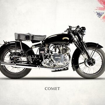 The Series C Comet by rogue-design
