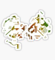 Infinity (07) - ohms' Custom Worms Armageddon Level Sticker