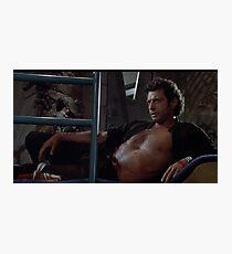 Lámina fotográfica Jeff Goldblum Sexy